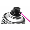 Muc-Off Dry PTFE Rengöring & underhåll Chain Lube Aerosol 400 ml svart